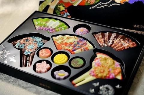 Chocolate mau - mon qua kinh di ngay Valentine cua con gai Nhat Ban hinh anh 5