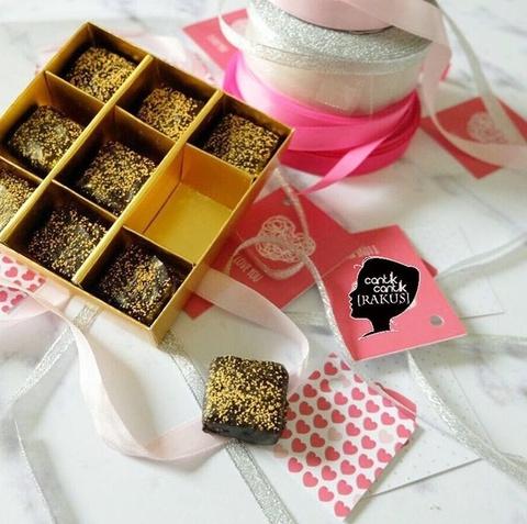 Chocolate mau - mon qua kinh di ngay Valentine cua con gai Nhat Ban hinh anh 7