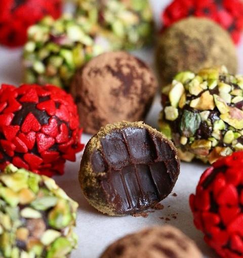 Chocolate mau - mon qua kinh di ngay Valentine cua con gai Nhat Ban hinh anh 8