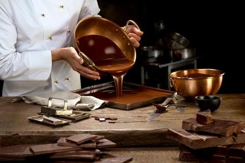 Chocolate mau - mon qua kinh di ngay Valentine cua con gai Nhat Ban hinh anh 11
