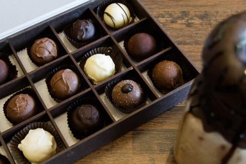 Chocolate mau - mon qua kinh di ngay Valentine cua con gai Nhat Ban hinh anh 9