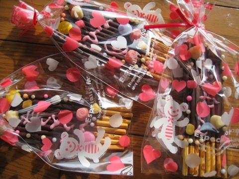 Chocolate mau - mon qua kinh di ngay Valentine cua con gai Nhat Ban hinh anh 10
