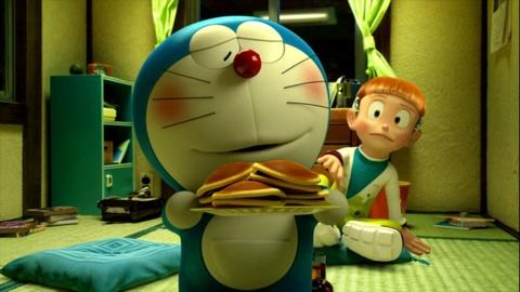 Nguon goc tram nam cua mon banh lam Doraemon me met hinh anh 1