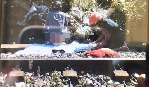 Bị tàu lửa kéo lê hơn 10 m, cô gái tử vong ở Bình Dương