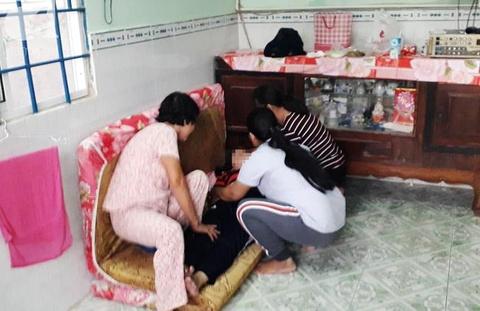 Vu tham sat o Binh Duong: Con dau tieng goi 'me oi, chi hai oi' hinh anh 1