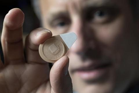 Tránh thai bằng miếng dán sử dụng công nghệ vi kim