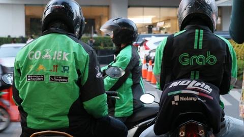 Indonesia phat Grab 2 trieu USD do phan biet doi xu voi tai xe hinh anh