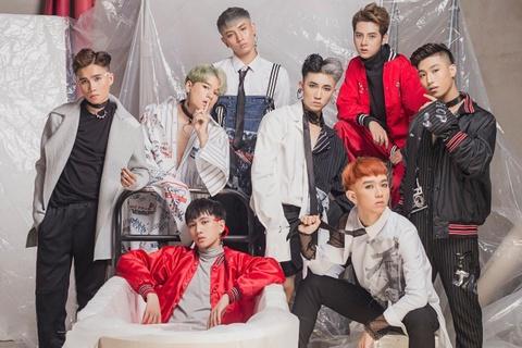 Nhom nhac Zero9 bi fan Kpop 'mang chui' vi an theo BTS, EXO hinh anh