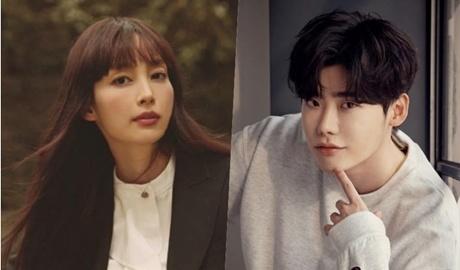 Lee Jong Suk lan dau dong phim cung ba xa Won Bin hinh anh