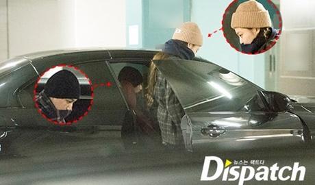 Dispatch - 'hung than tinh yeu' cua sao Han nguy hiem den muc nao? hinh anh