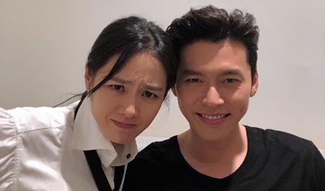 Fan chưa kịp vui, Hyun Bin đã phủ nhận tin hẹn hò Son Ye Jin