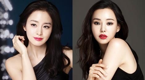 Hoa hau dep nhat Han Quoc Honey Lee ke ve Kim Tae Hee thoi di hoc hinh anh