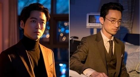 Hai ngôi sao chuyên trị vai ác của điện ảnh Hàn đối đầu trong phim mới