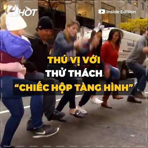 """Thu vi voi thu thach """"Chiec hop tang hinh"""" hinh anh"""
