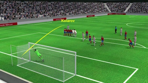 Highlight 3D: Kolarov voi qua da phat danh bai thu thanh Costa Rica hinh anh