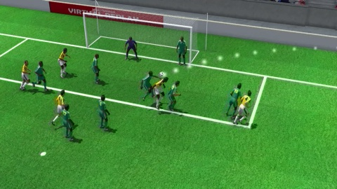 Highlight 3D: Colombia ha Senegal 1-0 de vao vong knock-out hinh anh
