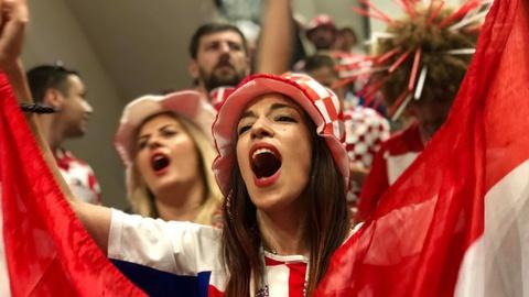 CDV Croatia van o lai an mung sau tran thua hinh anh