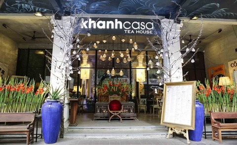 Khanh Casa, nguoi tat nhan vien nu o Sai Gon, la ai? hinh anh