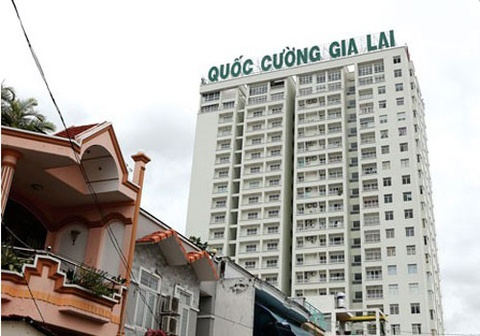Quoc Cuong Gia Lai: Vu co dong 'ban chui' co phieu la do loi danh may hinh anh