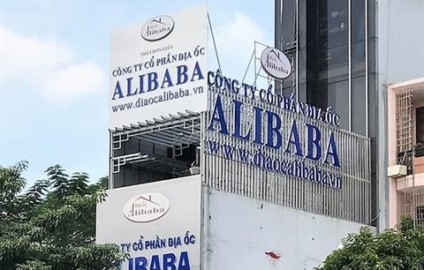 Dia oc Alibaba voi von dieu le nghin ty la rat khac thuong, phi ly hinh anh