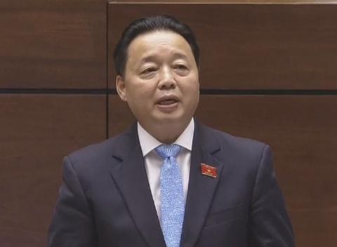 Bo truong Tran Hong Ha: Thay o dau nguoi nuoc ngoai mua dat thi bao Bo hinh anh