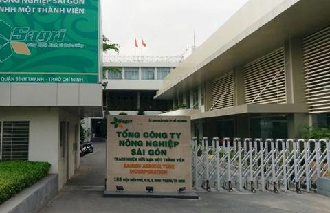 Hang loat sai pham ve tai chinh tai Tong cong ty Nong nghiep Sai Gon hinh anh