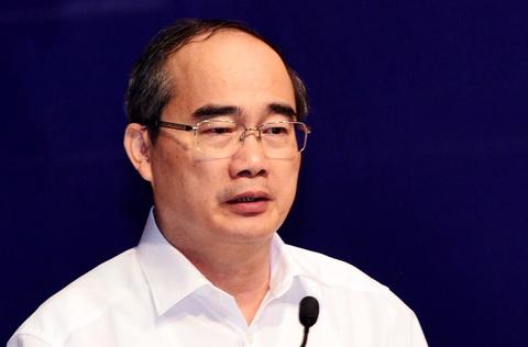 Bi thu Nguyen Thien Nhan chi ra 6 sai pham can bo thuong dinh hinh anh