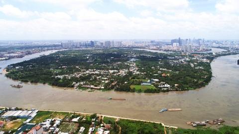 Hủy bỏ 180 dự án treo ở Sài Gòn, Sở TNMT nói gì?