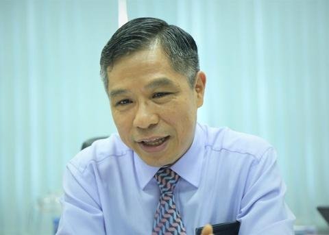 Ong Le Nguyen Minh Quang noi gi ve giam do day tuong vay o Metro so 1? hinh anh