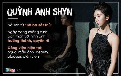 Quynh Anh Shyn la hot girl anh huong nhat voi gioi tre Viet? hinh anh 3