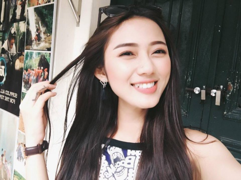 Trang Cherry trong phim 5S Online hinh anh