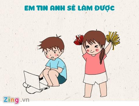 Tuyet chieu 'gay thuong nho' chi voi mot cau noi hinh anh 1