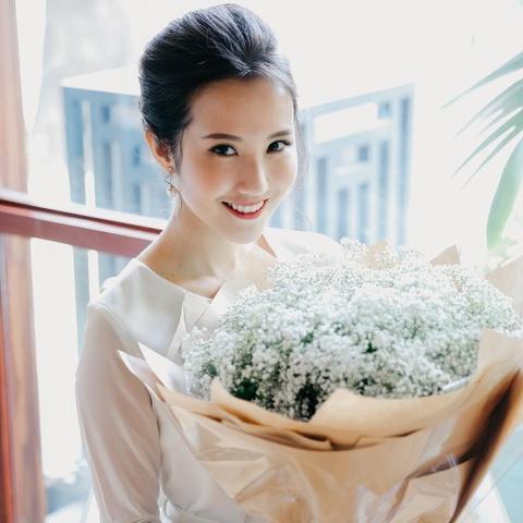 Primmy Truong: Tieu thu xinh dep, 'ban gai moi' cua Phan Thanh la ai? hinh anh 1