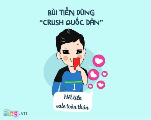 Day la cach dan cau thu U23 Viet Nam 'don tim' fan nu! hinh anh 1