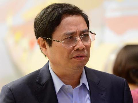 Truong ban To chuc noi ve ong Truong Quang Nghia, Nguyen Xuan Anh hinh anh