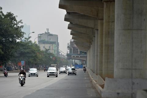 Kien nghi ra soat loi cac don vi tai du an metro Nhon - ga Ha Noi hinh anh