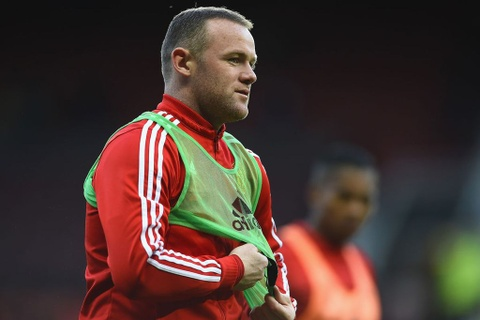 rooney chi co mot con duong hinh anh