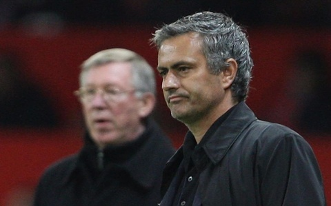 Mourinho, Sir Alex va pham chat nha vo dich hinh anh