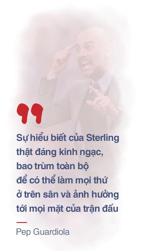Raheem Sterling, ngoi sao bi nguoc dai hinh anh 11