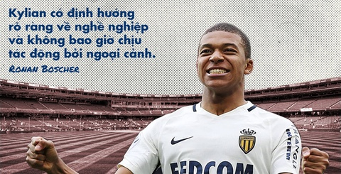 Kylian Mbappe, nguoi thay the Messi da xuat hien hinh anh 9