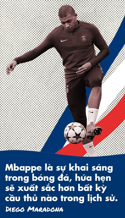 Kylian Mbappe, nguoi thay the Messi da xuat hien hinh anh 11