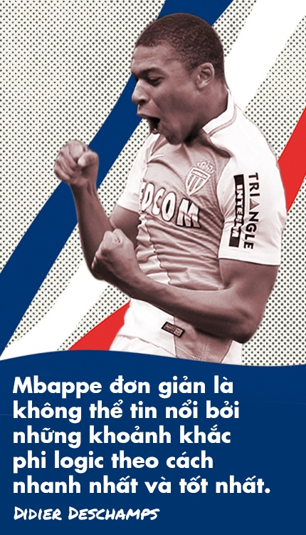 Kylian Mbappe, nguoi thay the Messi da xuat hien hinh anh 13