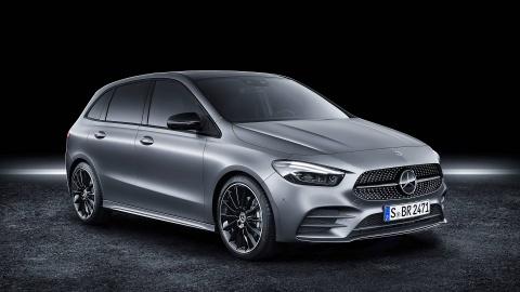 Mercedes-Benz B-Class 2019 gia hon 34.000 USD tai Anh hinh anh 1