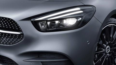 Mercedes-Benz B-Class 2019 gia hon 34.000 USD tai Anh hinh anh 2