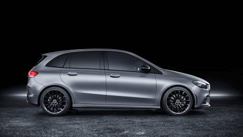 Mercedes-Benz B-Class 2019 gia hon 34.000 USD tai Anh hinh anh 8