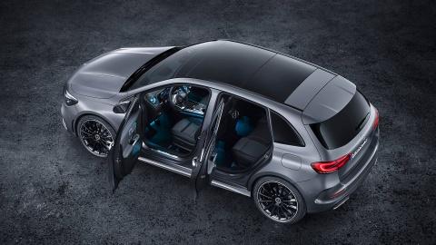 Mercedes-Benz B-Class 2019 gia hon 34.000 USD tai Anh hinh anh 6
