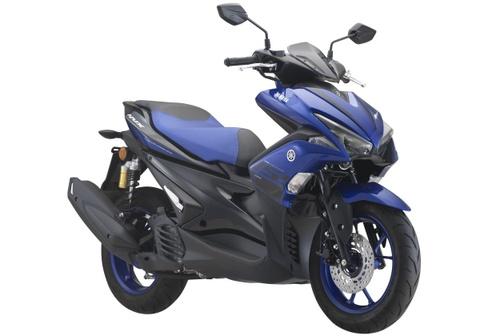 Yamaha NVX 2019 them mau moi, gia tu 2.400 USD hinh anh