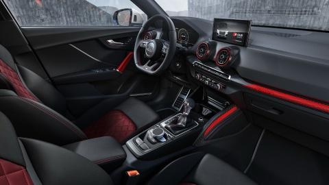 Audi SQ2 2019 - SUV hieu suat cao manh 300 ma luc hinh anh 8