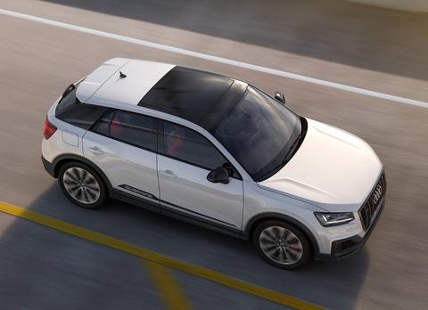 Audi SQ2 2019 - SUV hieu suat cao manh 300 ma luc hinh anh 5