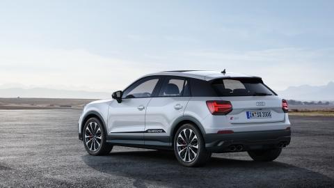 Audi SQ2 2019 - SUV hieu suat cao manh 300 ma luc hinh anh 2
